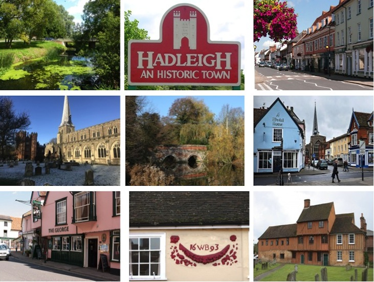 Views of Historic Hadleigh
