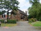 St Saviours Church Hagley