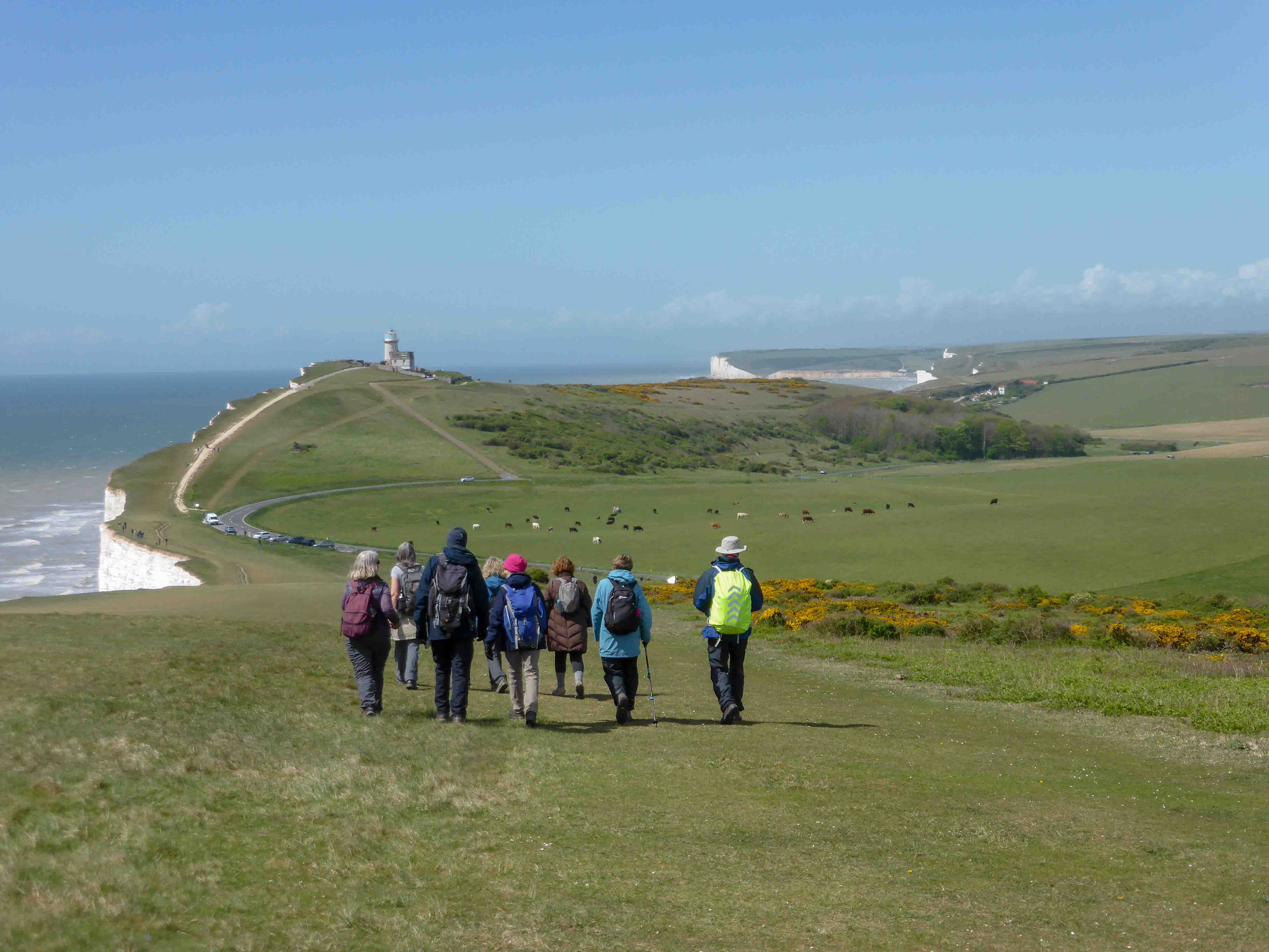 Abingworth holiday - Seven Sisters