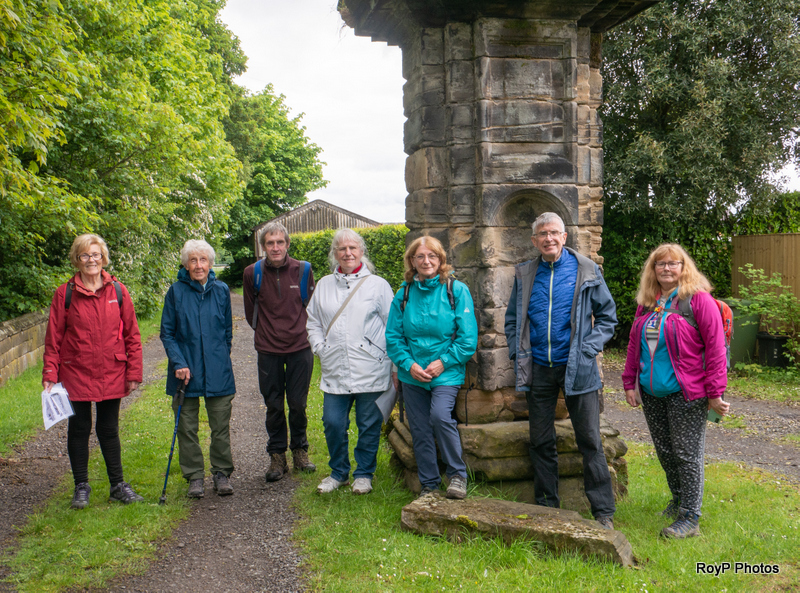 Rather Leisurely Ramblers - May 2021