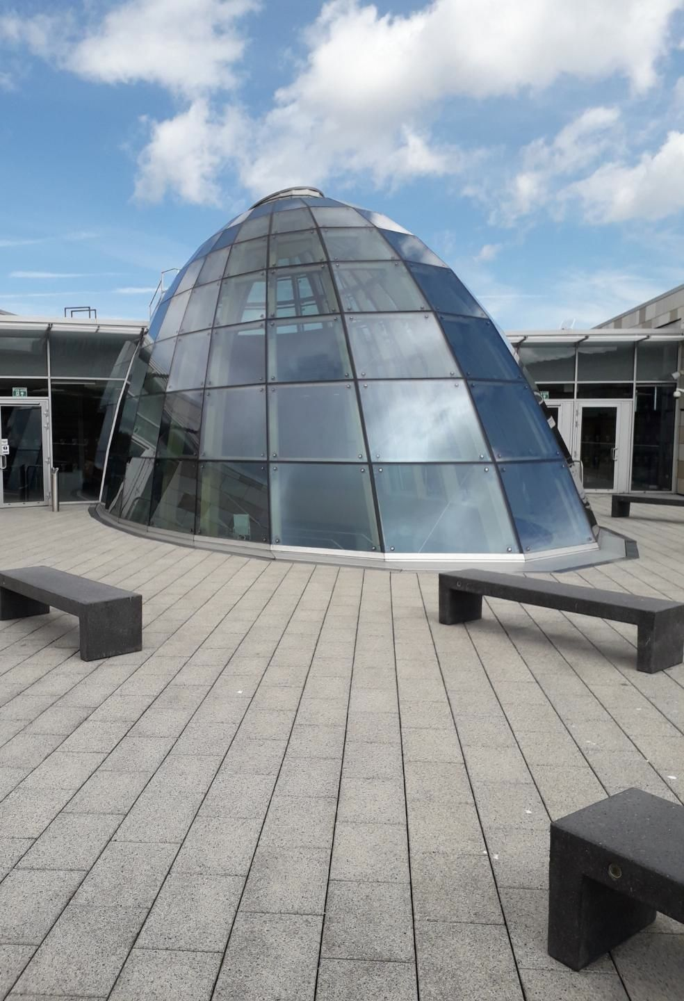 The Rooftop, Liverpool Central Library