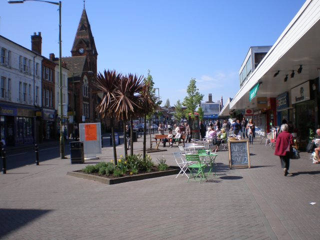 Harborne High Street