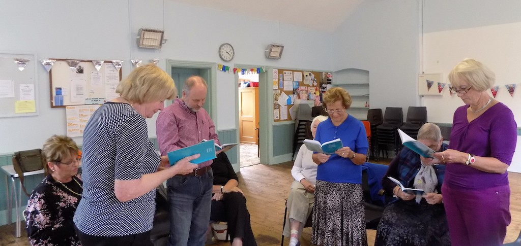 Members of Play Reading Group