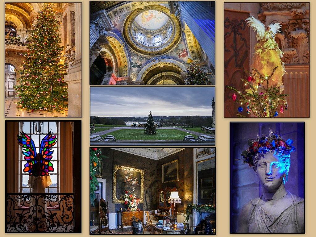 Castle Howard Christmas Visit