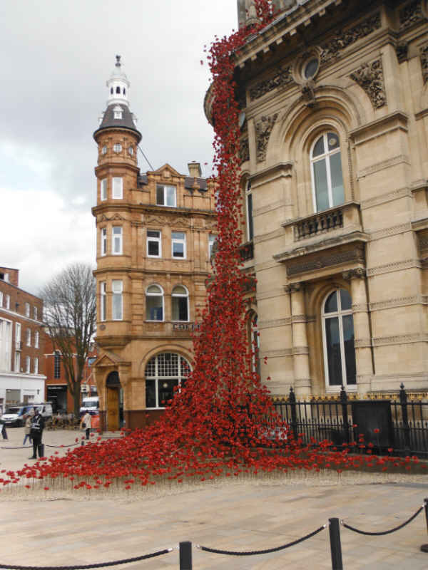The Weeping Window