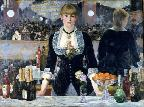 Manet - The Bar at the Folies-Bergere