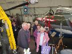 At Tangmere Aviation Museum