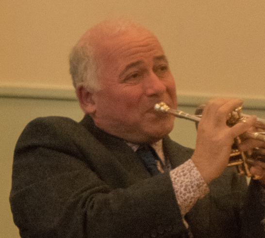 Enrico Tomaso at U3A Billericay