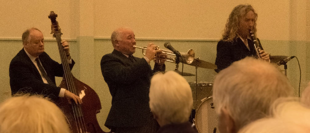 Visit to U3A  Billericay Jazz group