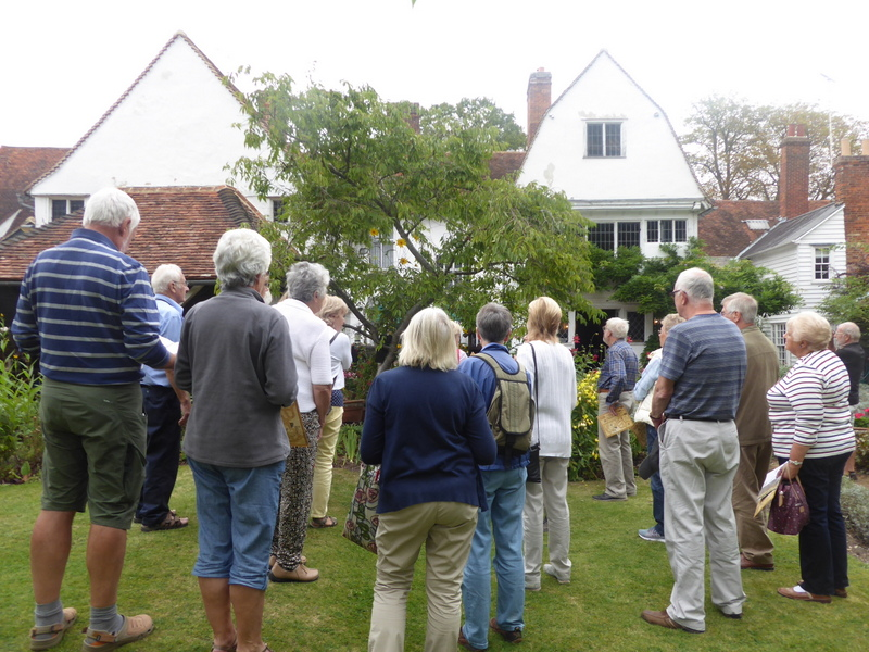 Local History visit to Coggeshall