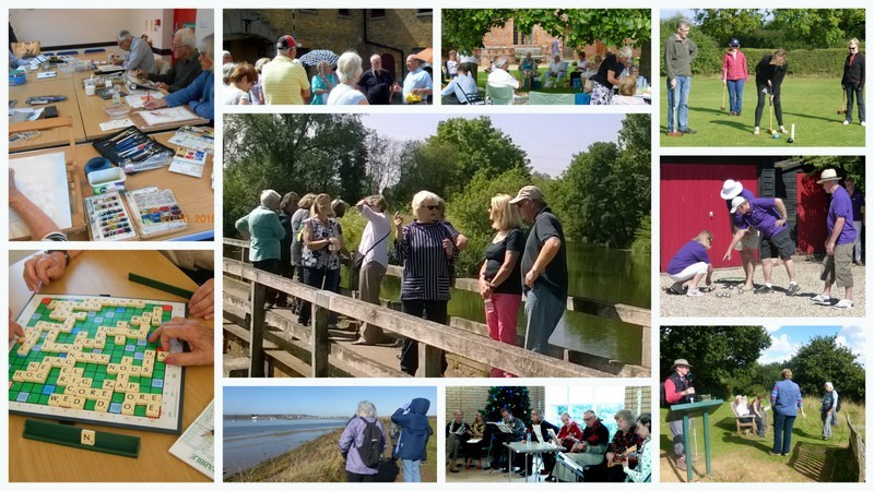 Learn, Laugh and Live with Heybridge U3A