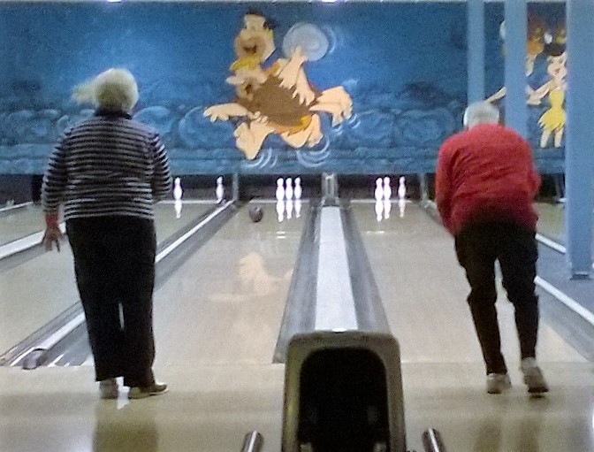 Bowling at Madison Heights