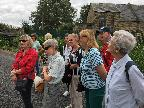 Harefield Walk - The group meets