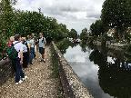 Harefield Walk - Looking at the Weir