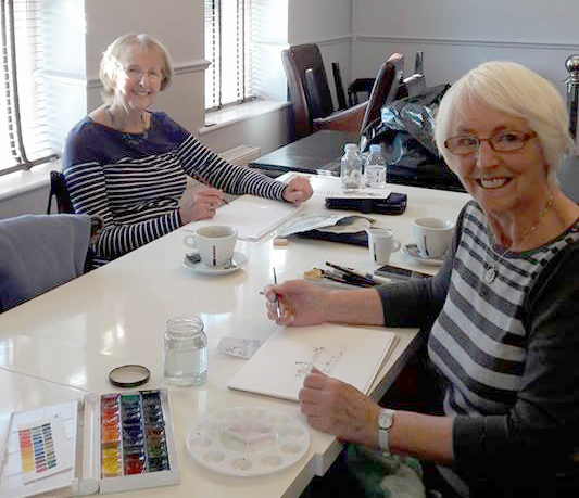 Painting & Craft Group
