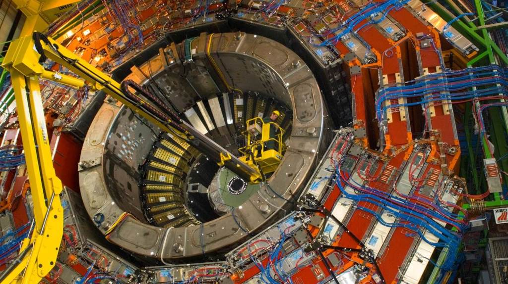 CMS (Compact Muon Solenoid) at CERN