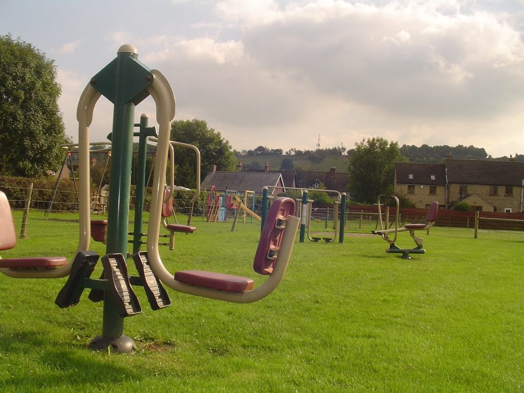 Hope Valley Hope Sports Club Outdoor Gym