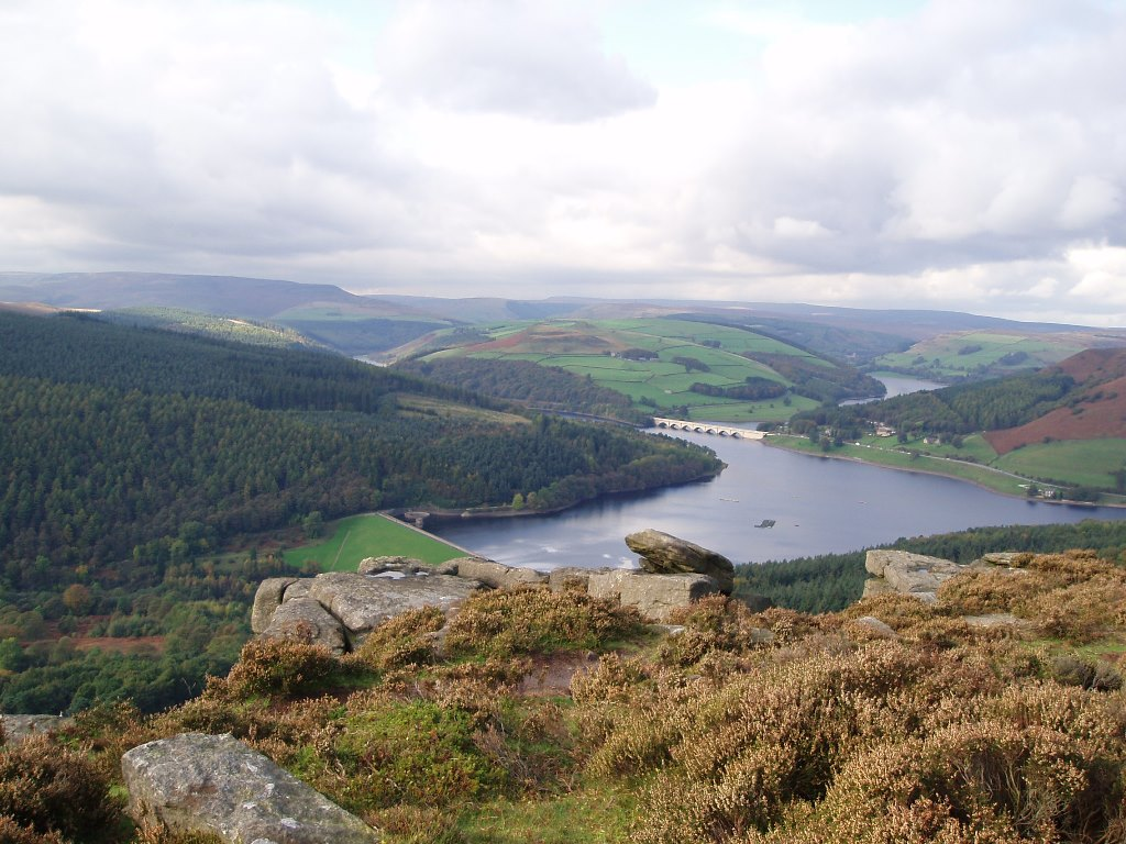Ladybower Reservoir - Peak District