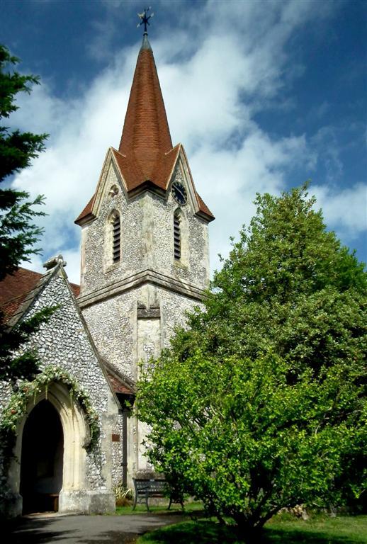 Blendworth Church - Mike Burt