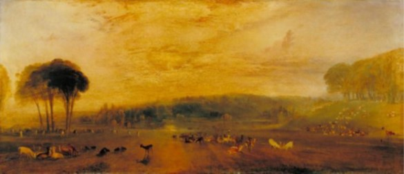 Turner, The Lake, Petworth