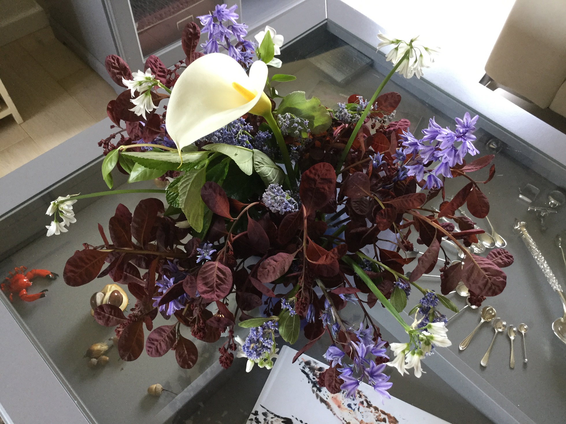 VE Day Flowers