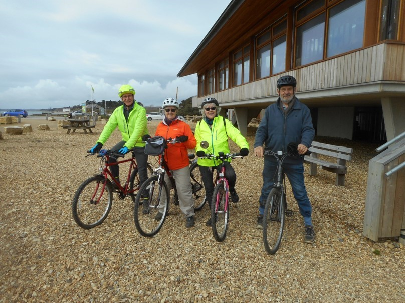 cycle to Lepe