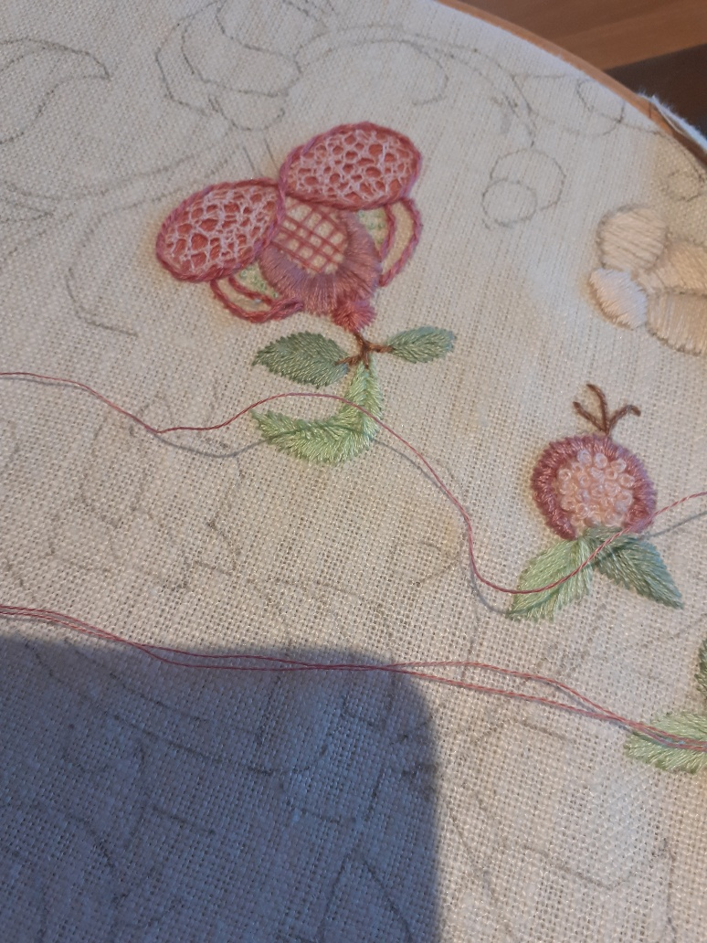 august embroidery