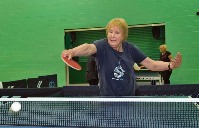 Table Tennis at the NSC