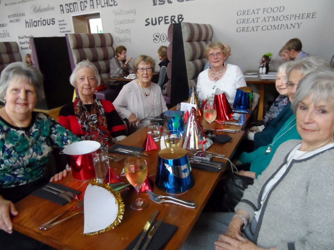 Social Lunch XMAS LUNCH 2017 2