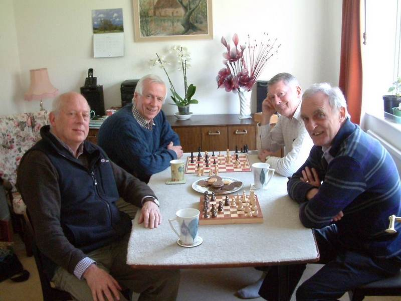 Players at the Board