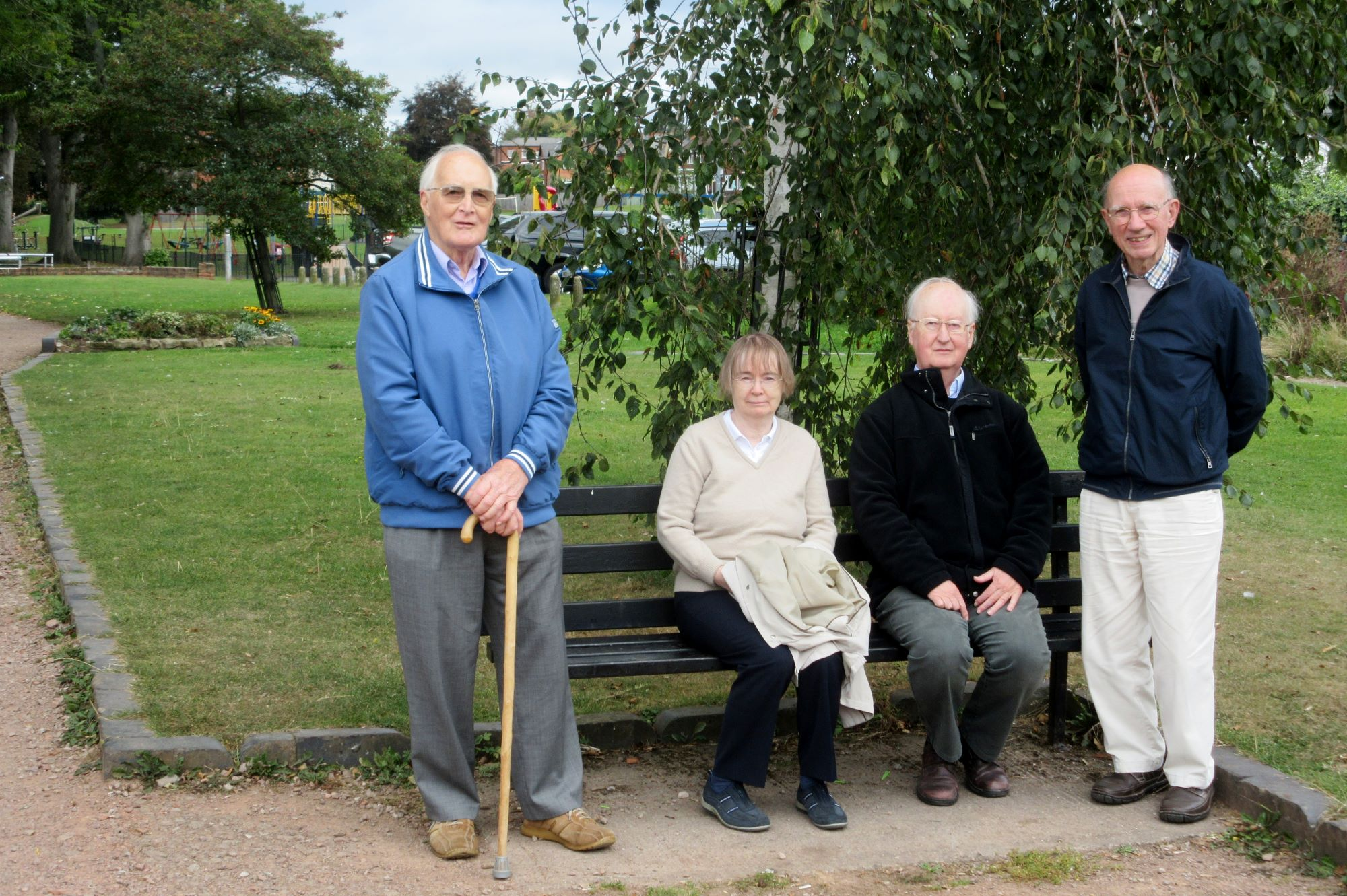 Amblers by the Recreation Ground
