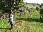 Approaching Alstonefield