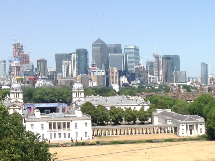 Royal Observatory outing