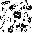Musical Instruments Logo