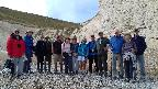 The group near Lulworth