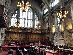 Inside the Guildhall