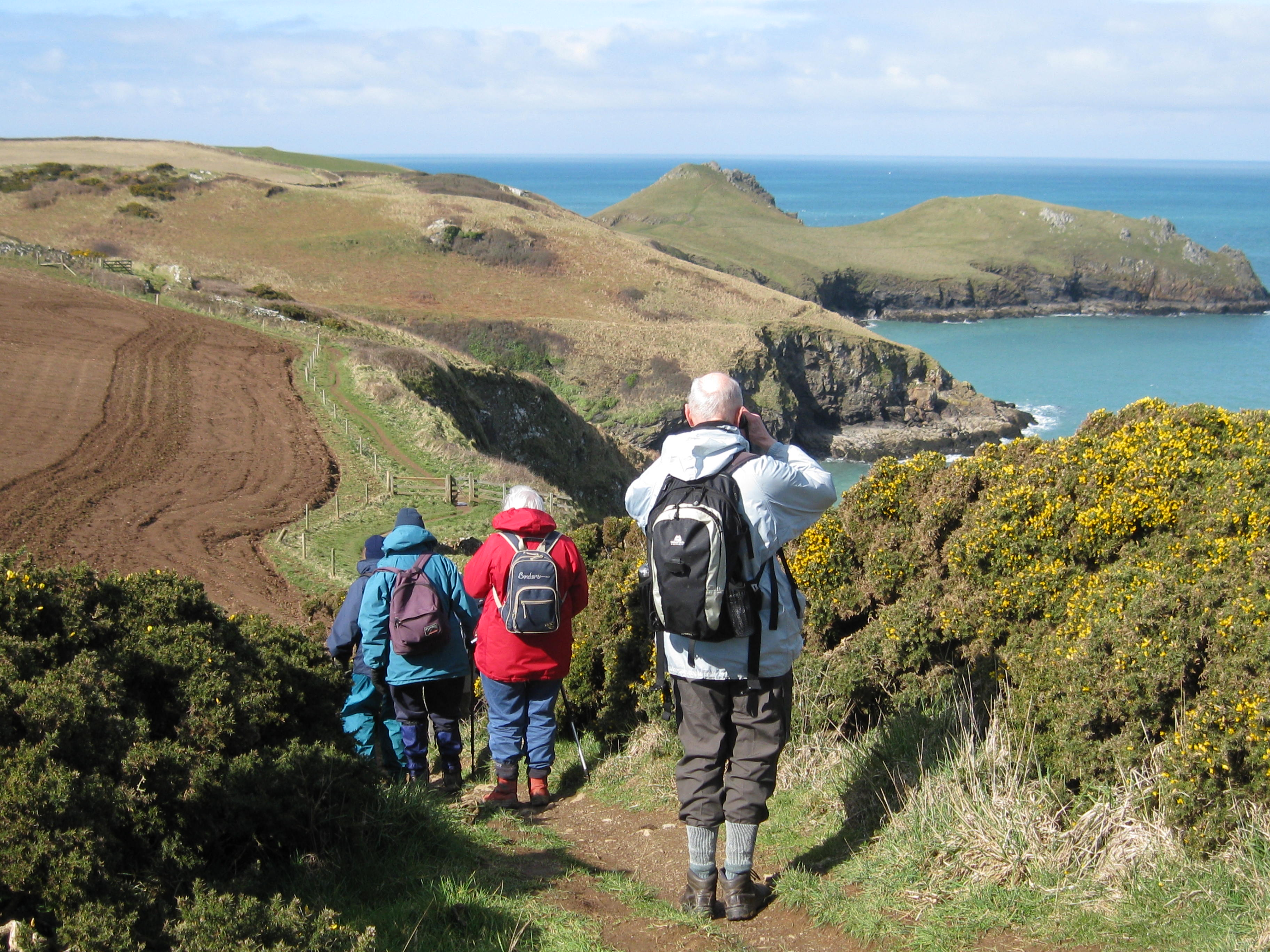 A walk to the Rumps