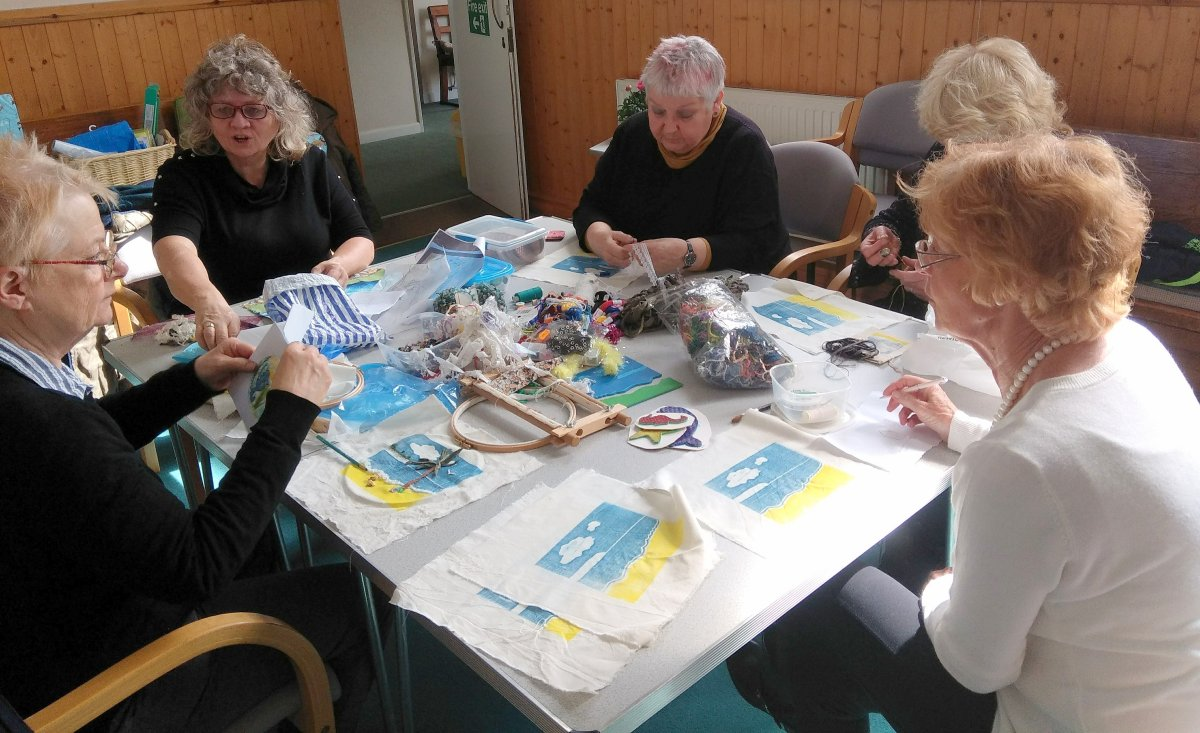 Arts & Craft Group
