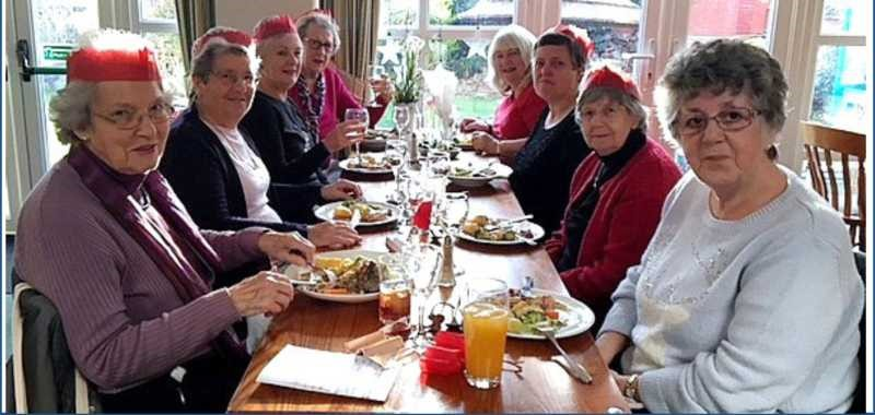Scrabble Group Xmas Lunch