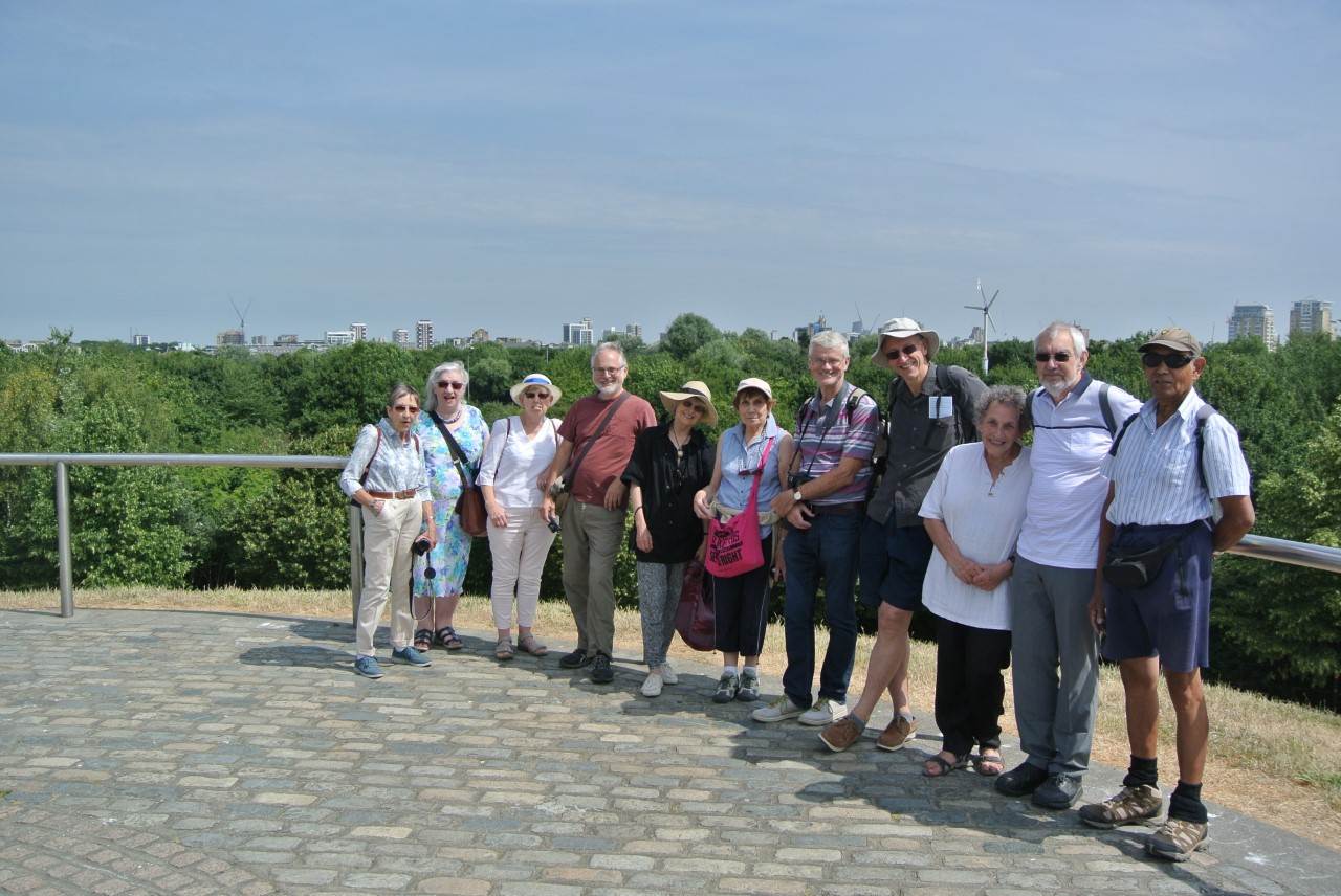DelegatesMeeting-July2018 Walk