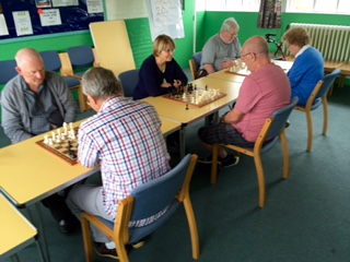 The Chess group in action