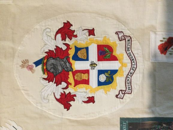U3A Luton Tapestry