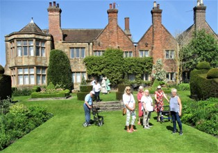 The Gardens at Felley Priory - June 21