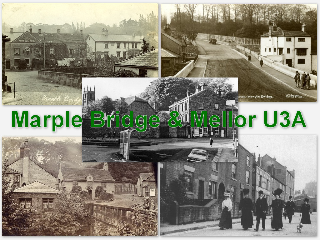 Marple Bridge and Mellor