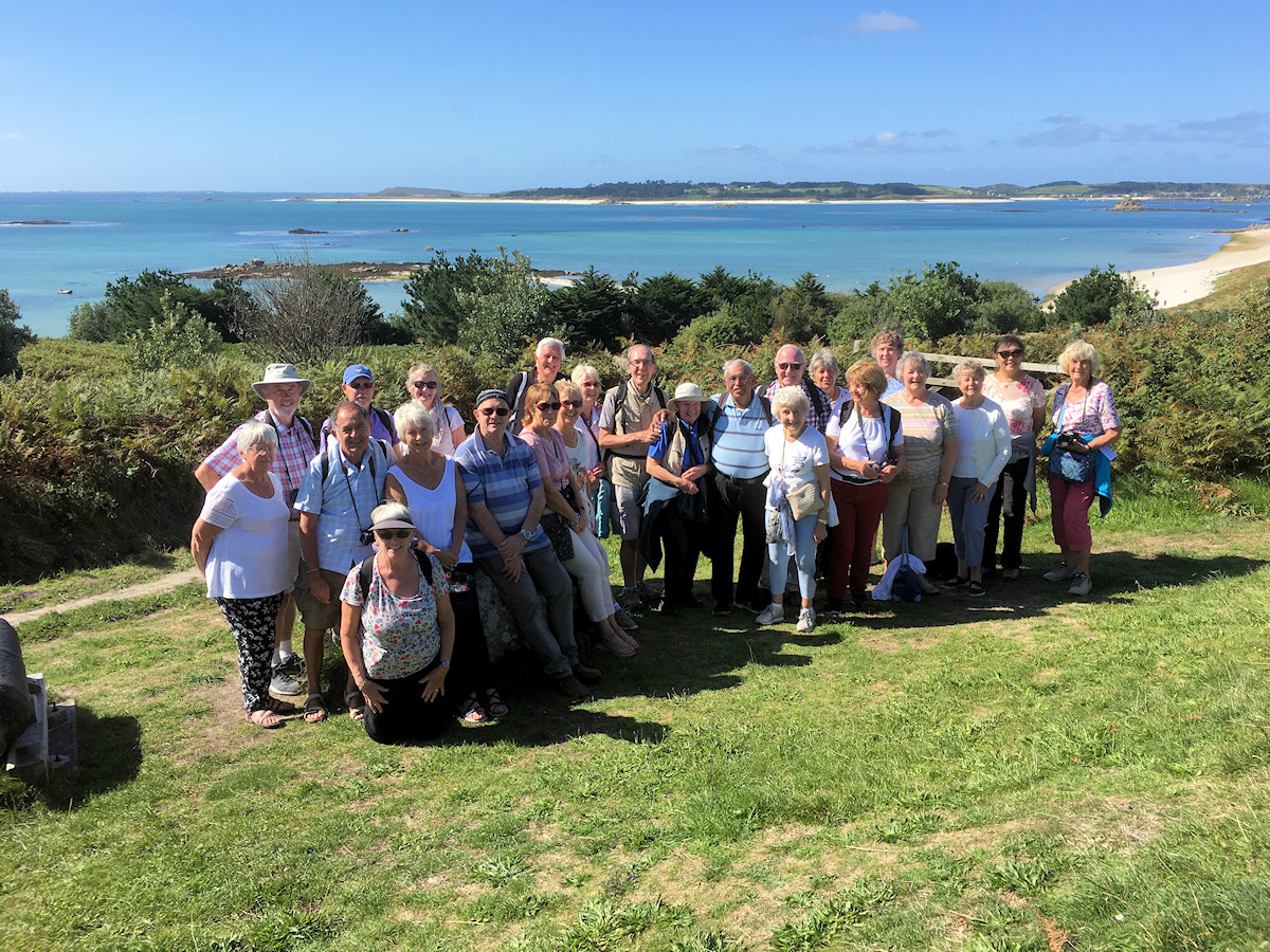 Isle of Scilly Trip 2019