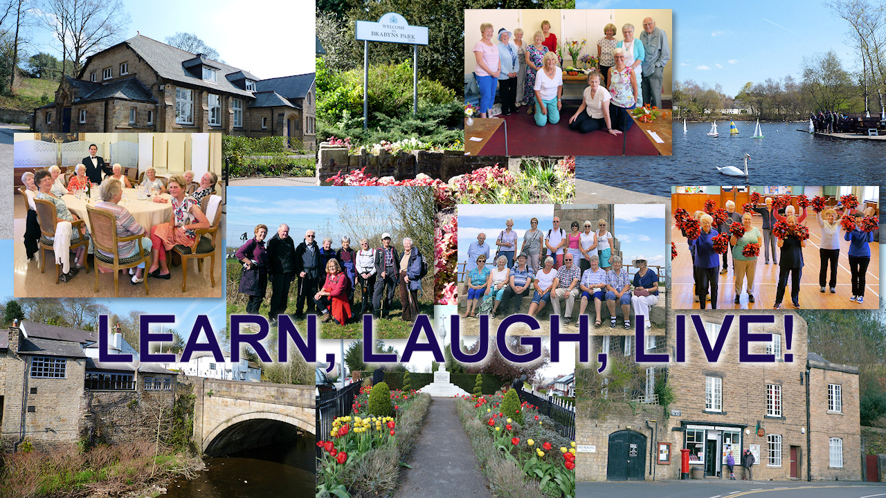 Learn, Laugh, Live with MBM U3A