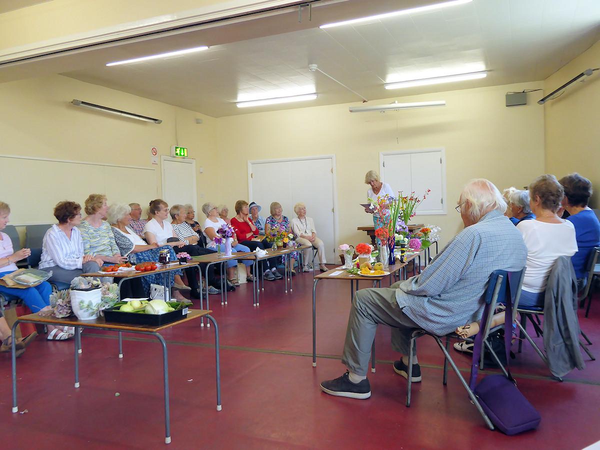 Gardening Group Meeting