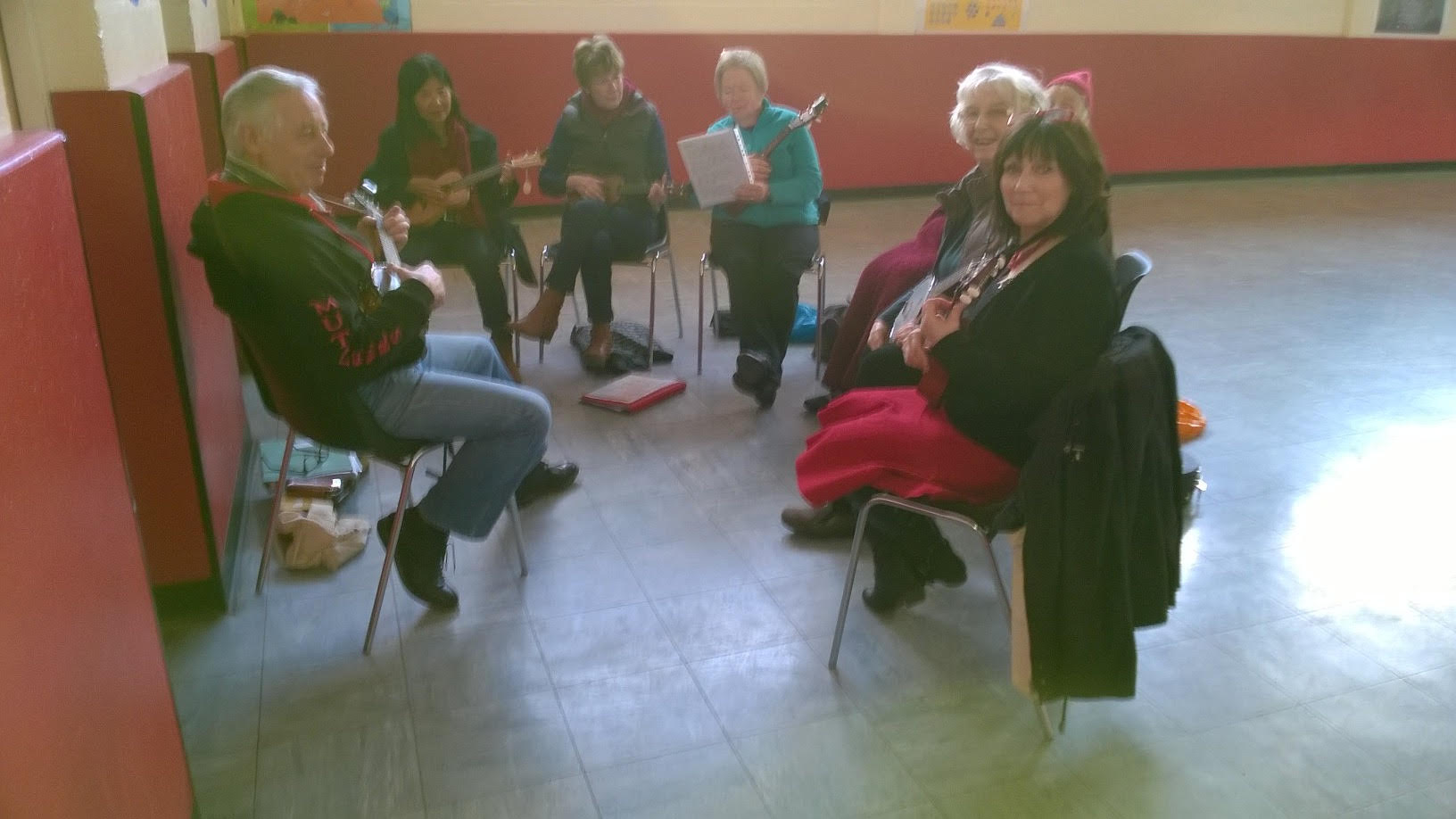 Newbie Ukulele Group