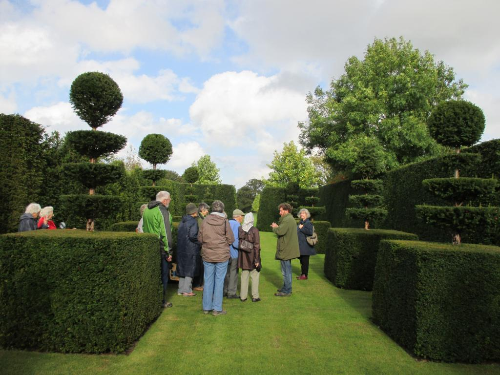 The Garden Group at Parsonage Farm