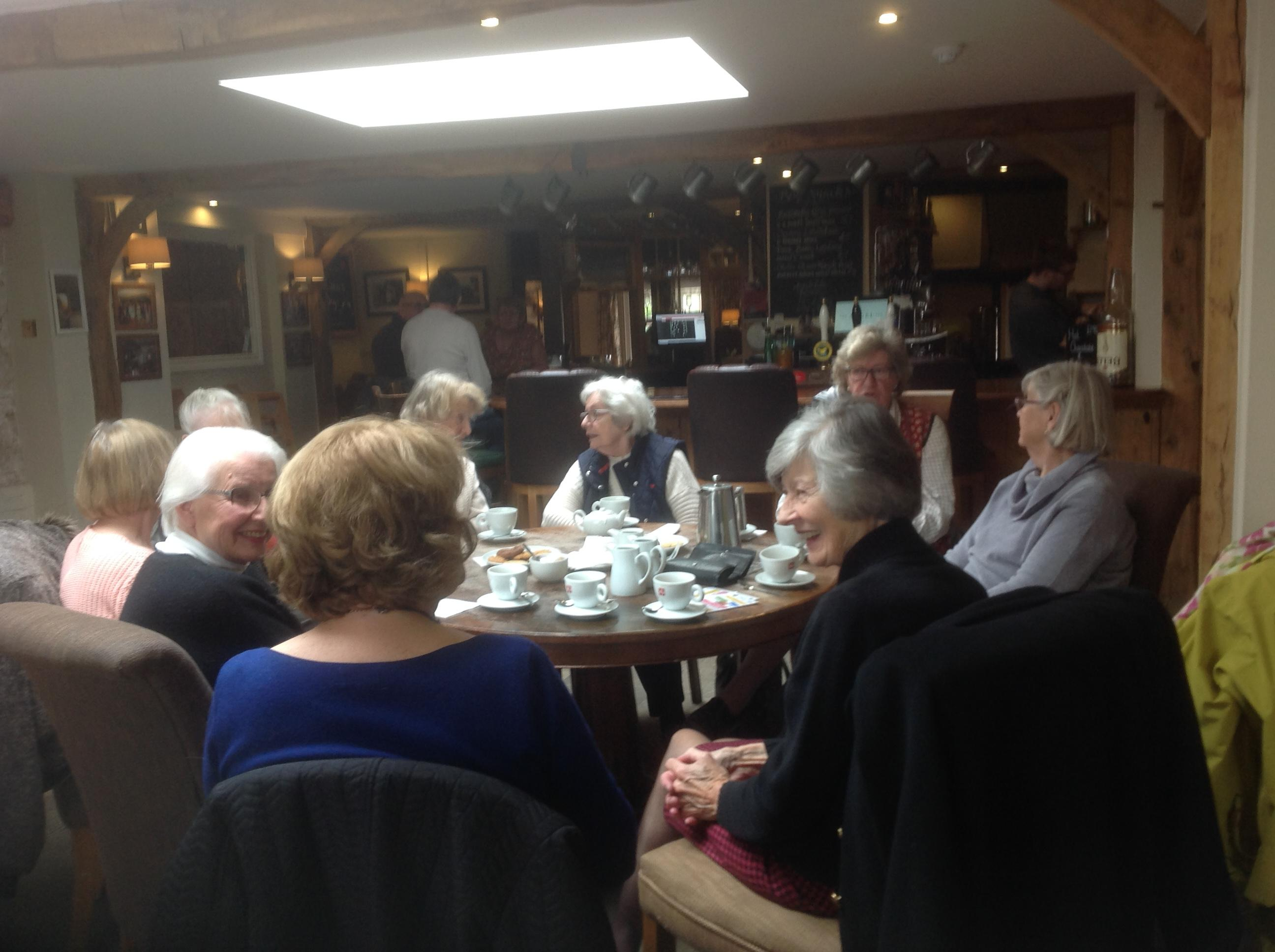 Petworth Coffee Morning